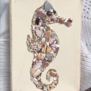 Other - Small Seahorse Picture Frame